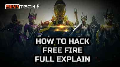 How To Hack Ff Sikktech  