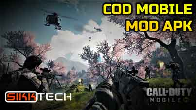 Call Of Duty Mobile Mod Apk, Aimbot, Unlimited Money