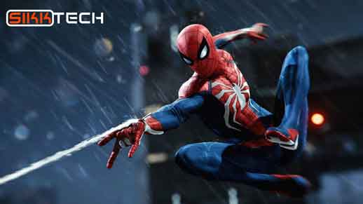 Spiderman Ps4 Review, Spider Man Ps4 Review, Review About Spiderman Ps4