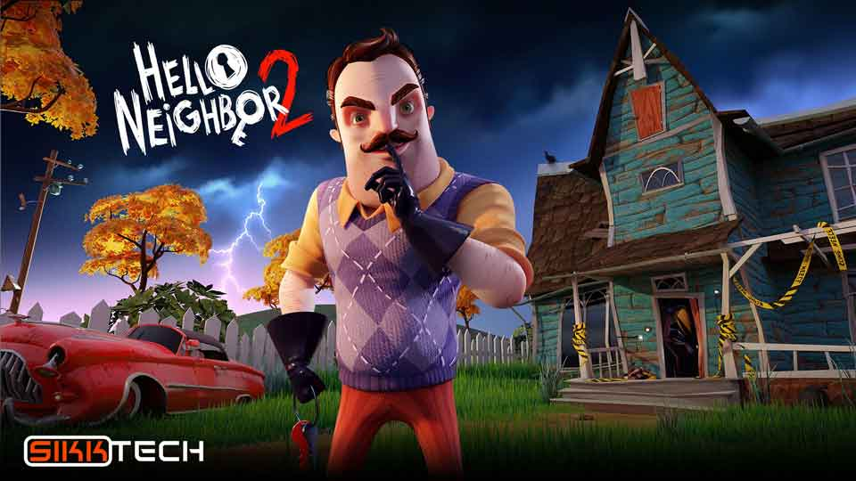 Hello Neighbour, Android Horror Game List, Top Horror Games